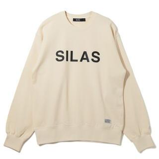 サイラス(SILAS)の【最終値下げ!】 新品  SILAS  サイラス  スウェット  トレーナー (スウェット)