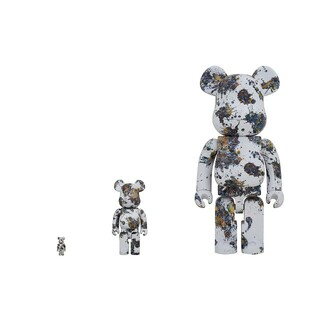 BE@RBRICK Jackson Pollock Studio SPLASH)(その他)