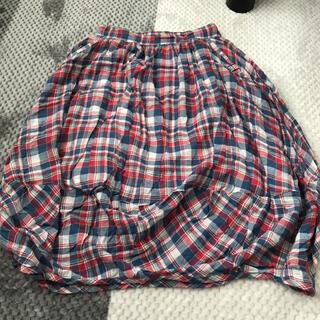 チチカカ(titicaca)のチチカカ バルーンスカート(ひざ丈スカート)