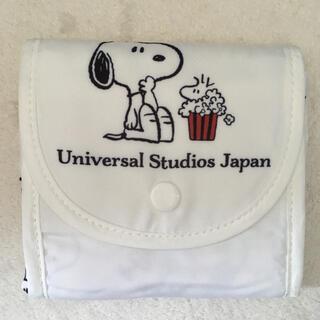 USJ - USJ スヌーピー エコバッグ