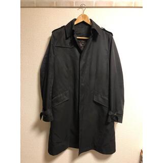 オリヒカ(ORIHICA)のステンカラーコート 黒 ブラック(ステンカラーコート)