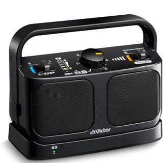 ビクター(Victor)のVictor JVC SP-A900-B テレビ用ワイヤレススピーカーシステム(スピーカー)