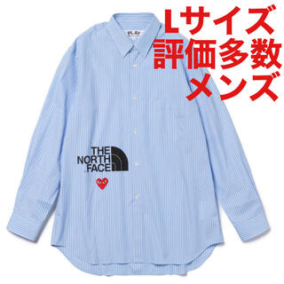 COMME des GARCONS - THE NORTH FACE ギャルソン コラボシャツ