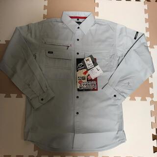 ウォークマン(WALKMAN)のワークマン 作業着 シャツ L 未使用タグ付き(その他)