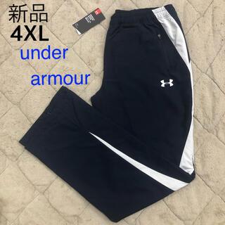UNDER ARMOUR - 新品タグ付き アンダーアーマー ウインドブレーカー パンツ メンズ 4XL