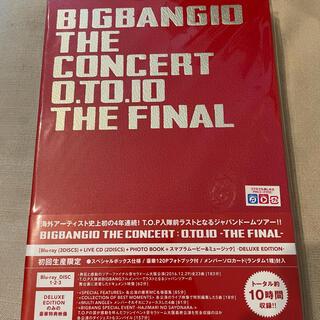 BIGBANG10 THE CONCERT:0.TO.10 -THE FINAL