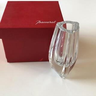 バカラ(Baccarat)のバカラ フラワーベース ブートンドール(花瓶)