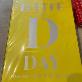 ビッグバン(BIGBANG)のD-LITE JAPAN DOME TOUR 2017 ~D-Day~(初回生産(ミュージック)