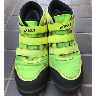 asics - アシックス 安全靴 ゴアテックス cp601