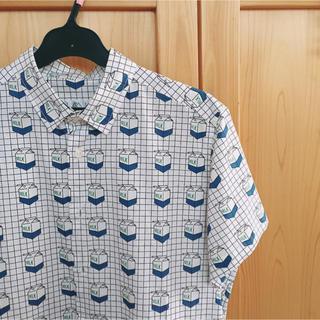 アイアムアイ(I am I)の牛乳パックシャツ(シャツ/ブラウス(半袖/袖なし))