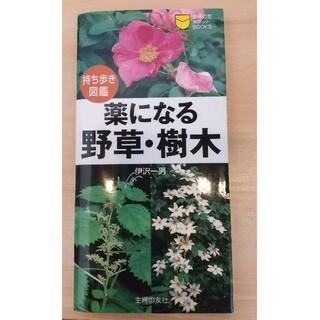 野草、樹木の本(健康/医学)