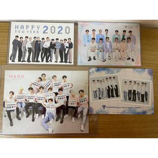 セブンティーン(SEVENTEEN)のseventeen ファンクラブカード(K-POP/アジア)