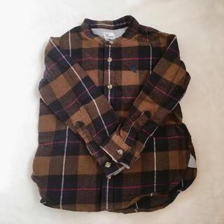 coen - Coenチェックシャツ