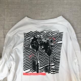 ホリスター(Hollister)のHollister バックプリント長袖シャツ(Tシャツ(長袖/七分))