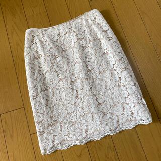 UNITED ARROWS - 美品レーススカート