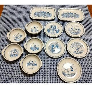 ニッコー(NIKKO)のnikko くま お皿セット(食器)