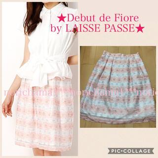 Debut de Fiore - デビュードフィオレ バイ レッセパッセ★スカート