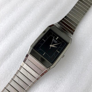 セイコー(SEIKO)のSEIKO メンズクォーツ腕時計 ベルトフリーアジャスト 稼動品(腕時計(アナログ))