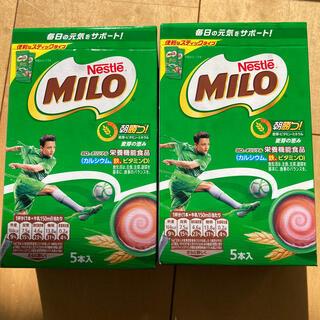 ネスレ(Nestle)のネスレ ミロ スティックタイプ 15g×10本(その他)