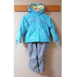 オンヨネ(ONYONE)の✨おまけ付き スキーウェア ジュニア130サイズ 125〜135まで可変式(ウエア)