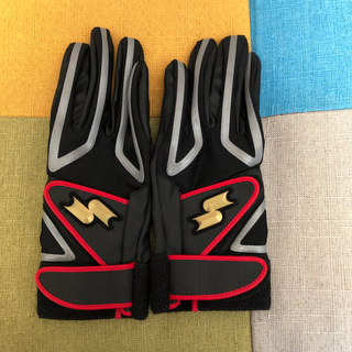 SSK - SSK  野球バッティンググローブ 手袋 両手 L 26〜27cm