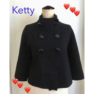 ケティ(ketty)の【美品】Ketty ショートコート(その他)