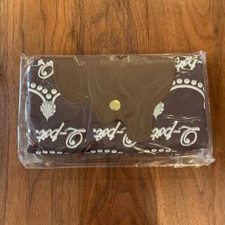 キューポット(Q-pot.)のQ-pot.  トートバッグ ビターチョコレートケーキ 新品(トートバッグ)