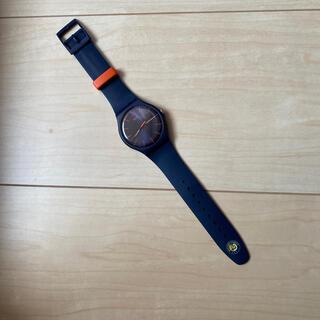 スウォッチ(swatch)のスウォッチ swatch 腕時計 ネイビー(腕時計(アナログ))