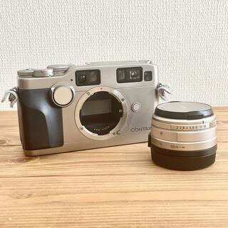 京セラ - contax G2 + 35mm f/2 T* planar