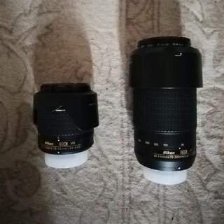 Nikon - Nikon ズームレンズ 2本 AF-P 18-55  AF-P 70-300