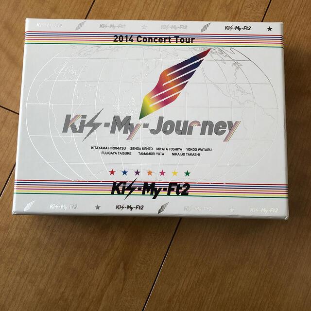 Kis-My-Ft2(キスマイフットツー)のKis-My-Ft2 CONCERT  TOUR2014 エンタメ/ホビーのタレントグッズ(アイドルグッズ)の商品写真