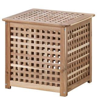 イケア(IKEA)の送料込 IKEA  HOL ホール  サイドテーブル/収納(コーヒーテーブル/サイドテーブル)