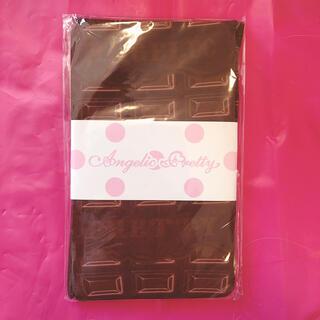 アンジェリックプリティー(Angelic Pretty)のMELTY RIBBON CHOCOLATE タイツ(タイツ/ストッキング)