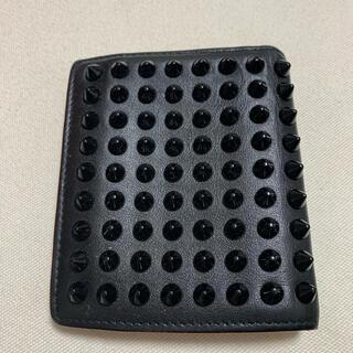 Christian Louboutin - クリスチャンルブタン 二つ折 財布