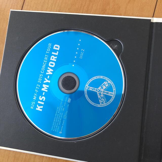 Kis-My-Ft2(キスマイフットツー)のKIS-My-Ft22015CONCERT TOUR KIS-MY-WORD エンタメ/ホビーのタレントグッズ(アイドルグッズ)の商品写真