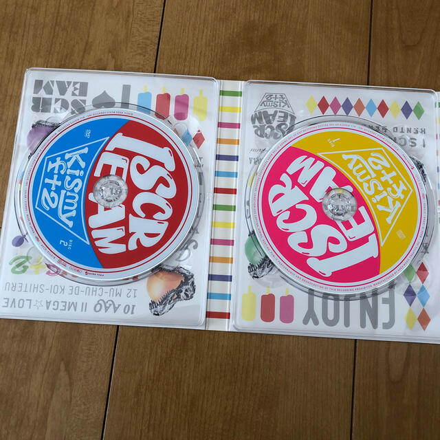 Kis-My-Ft2(キスマイフットツー)のISCREAM KIS-My-Ft2 エンタメ/ホビーのタレントグッズ(アイドルグッズ)の商品写真