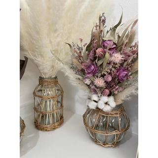 スリーコインズ(3COINS)のスリコ フラワーベース 2点セット(花瓶)