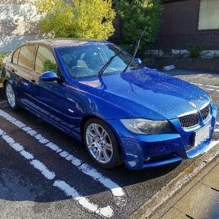 BMW - BMW 323i Mスポーツ E90 禁煙 車検21/5 名義変更できる方