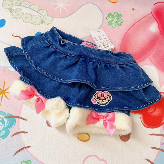 EARTHMAGIC(アースマジック)の新品❤2点 キッズ/ベビー/マタニティのキッズ服女の子用(90cm~)(スカート)の商品写真
