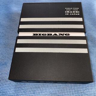 ビッグバン(BIGBANG)のBIGBANG/WORLD TOUR 2015~2016[MADE]DVD+CD(ミュージック)