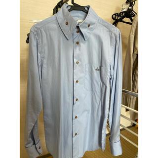 Vivienne Westwood - Vivienne Westwood Man 長袖シャツ 水色