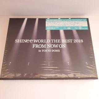 SHINee - SHINee WORLD THE BEST 2018  初回Blu-Ray