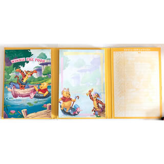 クマノプーサン(くまのプーさん)のディズニー くまのプーさん メモ帳 シール付き Disney(ノート/メモ帳/ふせん)