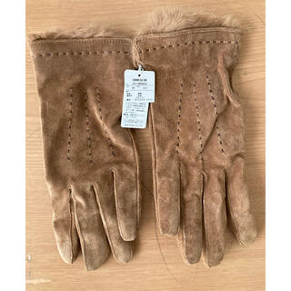 コムサイズム(COMME CA ISM)のコムサ 手袋 新品(手袋)