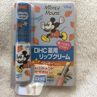 DHC - DHC 薬用 リップクリーム ミッキー柄