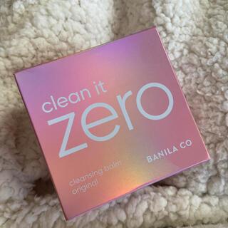 バニラコ(banila co.)のバニラコ clean  it  zero  cleansing balm(クレンジング/メイク落とし)