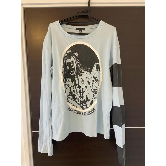 MILKBOY(ミルクボーイ)のMILK BOY ミルクボーイ ロンt tシャツ メンズのトップス(Tシャツ/カットソー(七分/長袖))の商品写真