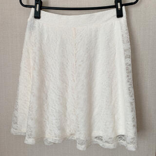 H&M - H&M レーススカート
