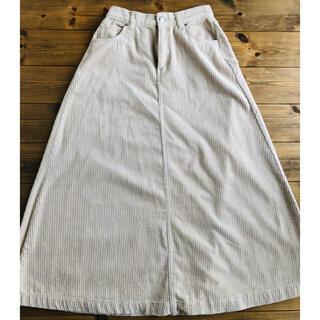 ビューティアンドユースユナイテッドアローズ(BEAUTY&YOUTH UNITED ARROWS)のロングスカート♡(ロングスカート)