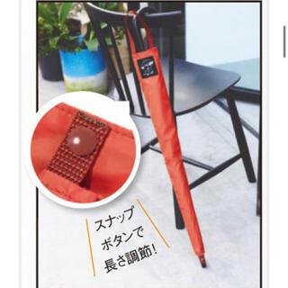 タカラジマシャ(宝島社)のムーミン 付録 傘入れ 傘カバー 非売品(傘)